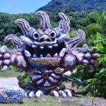 石垣島の観光スポット 米子焼工房 シーサー農園