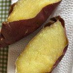 石垣島産の紅芋がの焼き芋&ソフトクリームが食べられる専門店「ゆるあみ」