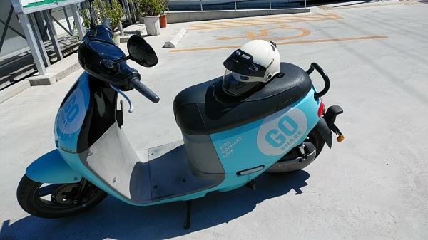 島民必見!石垣島で「GO SHARE」電動バイクを借りてみた