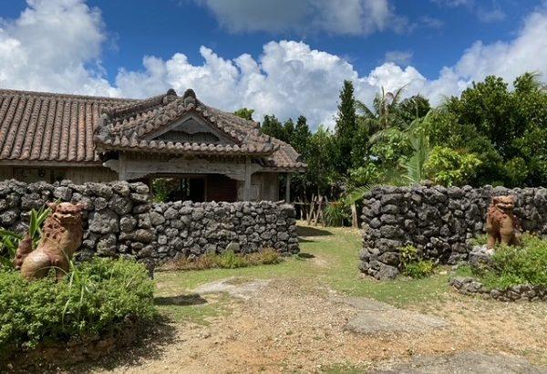 有形文化財の家並みが美しい【石垣やいま村 歴史編Part 1 】